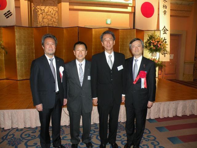 神奈川県韓国人合同新年会3