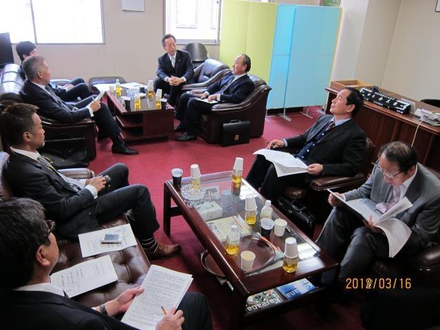 2011年度第5回会長団会議