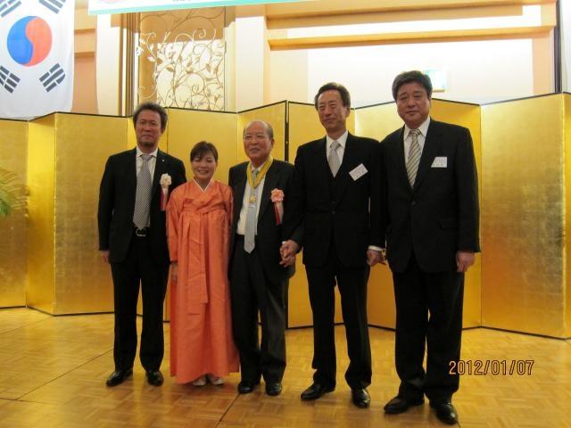 神奈川県韓国人合同新年会5