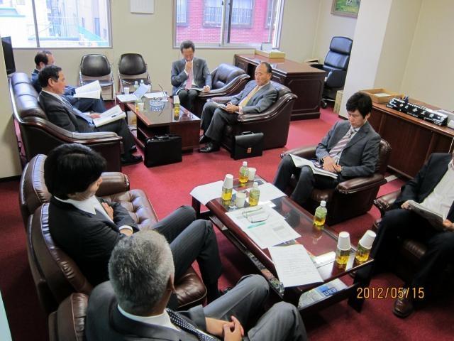 神韓商役員会議を開催